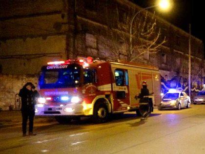 [Video] Convocaron a los Bomberos por un principio de incendio en una vivienda