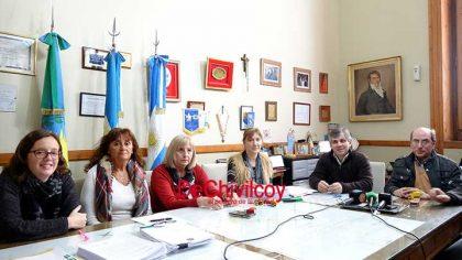 [Video] Se realizó la apertura de sobres de la licitación para la refacción de la ex Clínica del Carmen