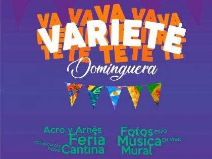 Este domingo se realizará la 2° Varieté en La Ronda CC