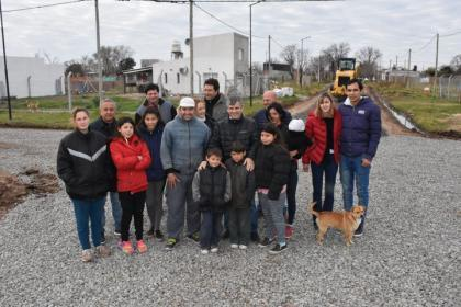 Accesibilidad y mejoras para los vecinos del Barrio de los Álamos