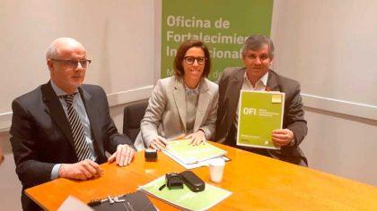 Nación, Provincia y Municipio firmaron un convenio marco de anticorrupción