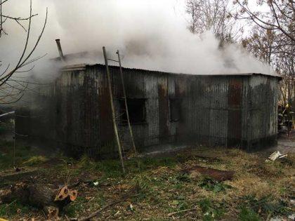 Falleció una mujer por las heridas recibidas en el incendio de una vivienda