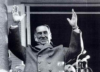 Publicación pedida. Paso a la inmortalidad del General Perón