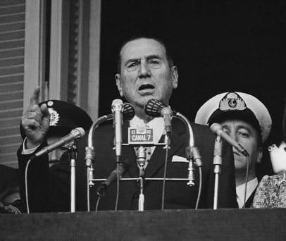 Publicación pedida. A 44 años del paso a la inmortalidad de Juan Domingo Perón