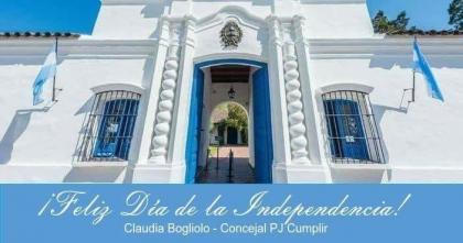Publicación pedida: Día de la Independencia Argentina