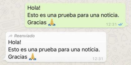 ¡Cuidado! WhatsApp incorporó nuevos avisos
