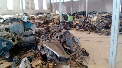 Clausuran 2.700 desarmaderos ilegales en la Provincia de Buenos Aires