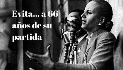 [Publicación pedida] Evita . . . A 66 años de su partida