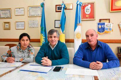 Se licitaron las obras del Plan de Infraestructura Municipal