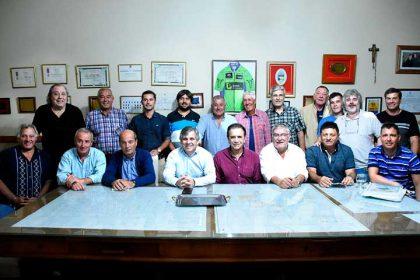 Fue presentada la Escuela de Técnico de Fútbol en Chivilcoy