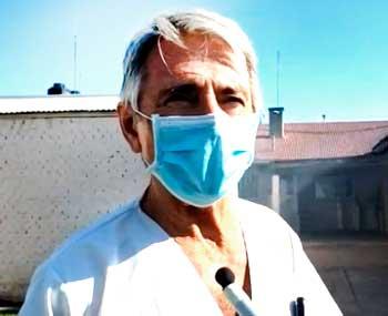 """<span style='color:#f000000;font-size:14px;'>SALUD</span><br>[VIDEO] Dr. Neme: """"Las medidas de aislamiento social son el escudo para evitar la propagación de esta pandemia"""""""