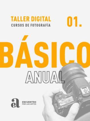 <span style='color:#f000000;font-size:14px;'>FOTOGRAFÍA</span><br>Curso de fotografía para principiantes en Encuentro por las Artes