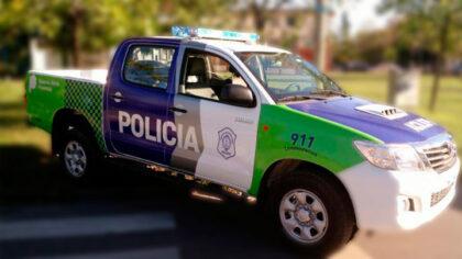 <span style='color:#f000000;font-size:14px;'>POLICIALES</span><br>Un hombre fue encontrado sin vida