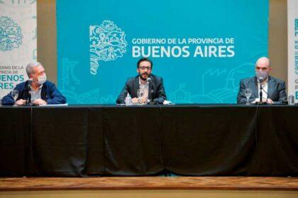 <span style='color:#f000000;font-size:14px;'>OBRA PÚBLICA</span><br>La Provincia presentó contratos de obras de vialidad para 39 municipios, entre los que se encuentra Chivilcoy