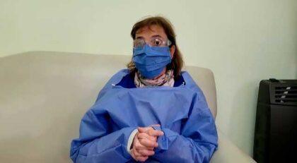 """<span style='color:#f000000;font-size:14px;'>SALUD</span><br>[Video] Marcela Conde: """"Lo fundamental es controlar la hipertensión y cumplir con los tratamientos indicados"""""""