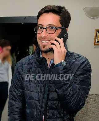 """<span style='color:#f000000;font-size:14px;'>POLÍTICA</span><br>Esteban """"Pato"""" Lemme es el nuevo presidente del PJ Chivilcoy"""