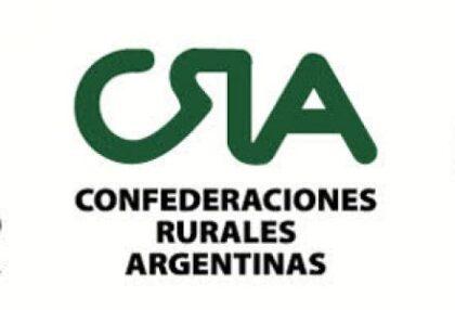 <span style='color:#f000000;font-size:14px;'>PRODUCCIÓN</span><br>Confederaciones Rurales Argentinas: No Sr. Presidente